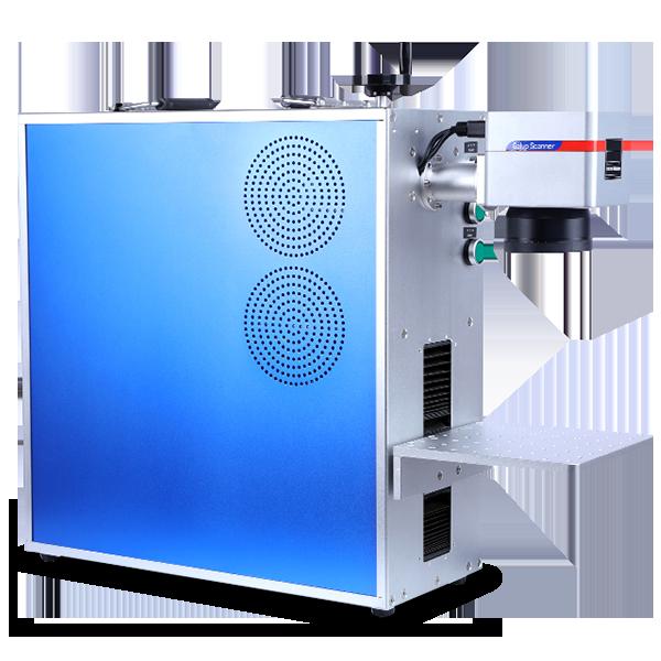 Lasermarkiermaschine, Faserlasermarkierung